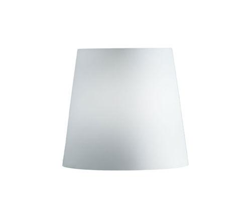 P1853/0 lampada da tavolo di Fontana Arte piccola - VETRO DI ...