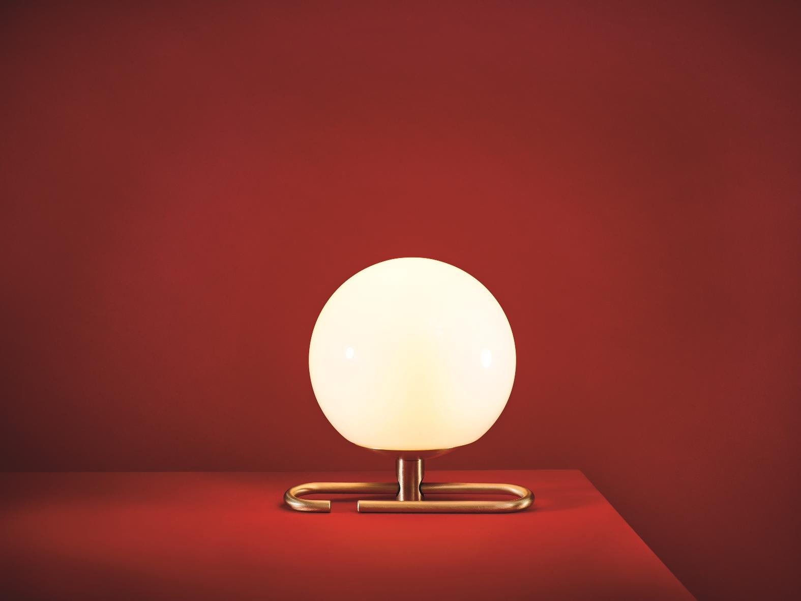 Lampade Da Soffitto A Led Artemide : Nh lampada da tavolo a led di artemide pianeta luce