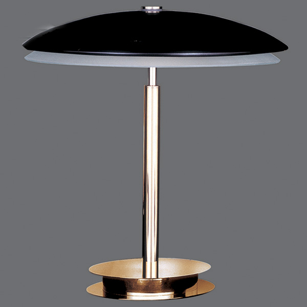 Bis lampada da tavolo di Fontana Arte, 1954