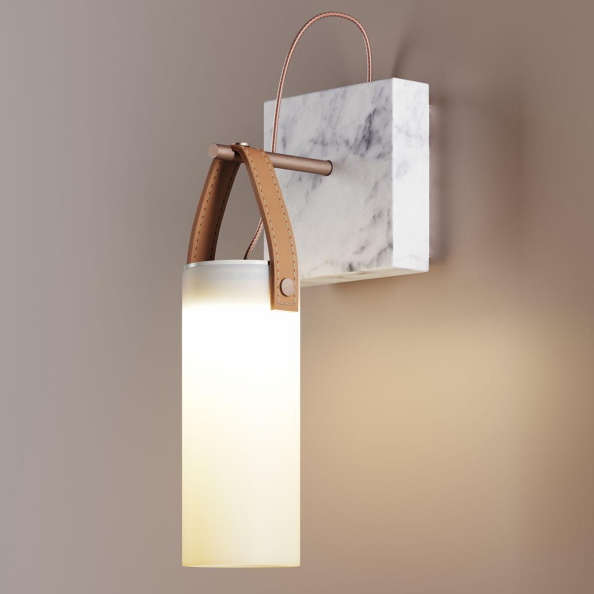 Galerie lampada da parete di Fontana Arte Led