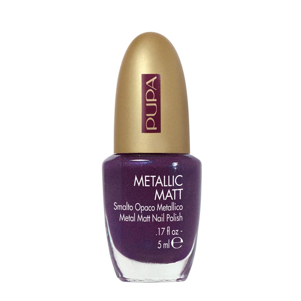 Metallic Matt Nail Polish | Nails | » Make-Up | Pupa | Brands ...