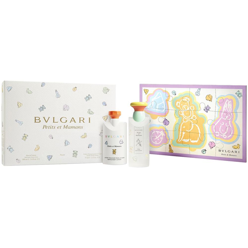 �ล�าร���หารู��า�สำหรั� Bvlgari Petits et Mamans Gift set