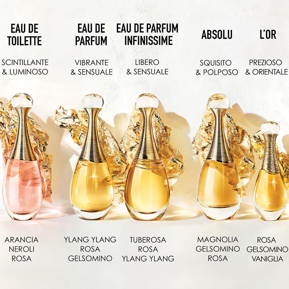 Dior - J'adore Profumo per capelli   Sabbioni.it