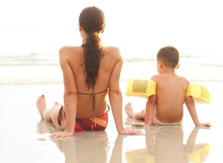 SINGLE PARENT WITH CHILDREN