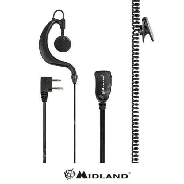 Nero Midland C1088 Microfono