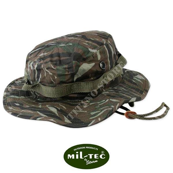 M Tiger Striscia Mil-Tec US Jungle Pantaloni Vietnam Tiger Striscia