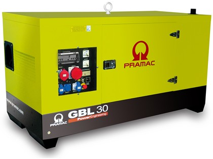 Vendita pramac generatore di corrente gbl 30 20kw online for Generatore di corrente bricoman