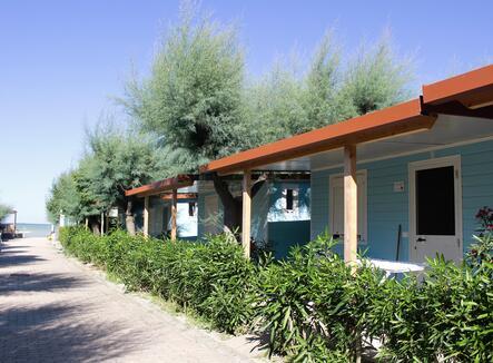WEEK END ROMANTICO PER 2 - Girasole Camping Village