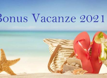 NEWS: Bonus Vacanza!