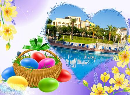 Our apartments in the residence  and our Holiday Homes at EASTER !