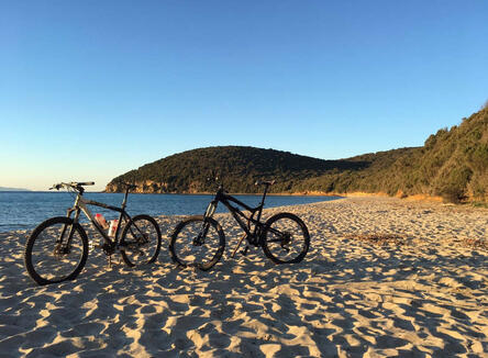 DISCOVER THE MAREMMA BY BIKE