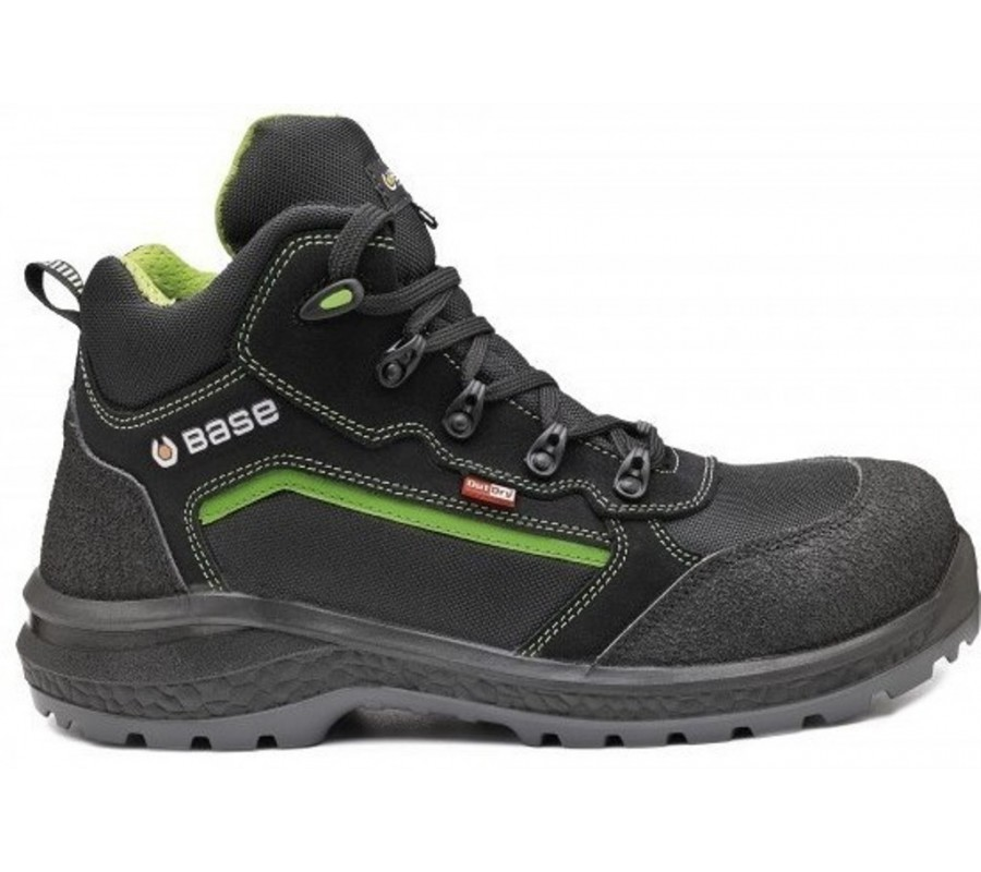 Scarpa Alta Antinfortunistica Base BE POWERFUL TOP OUTDRY