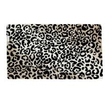 TAPPETO ABYSS & HABIDECOR LEOPARD 70X120 | Forti