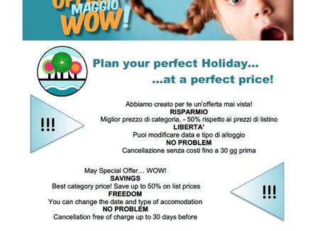 MAY OFFER WOW!!