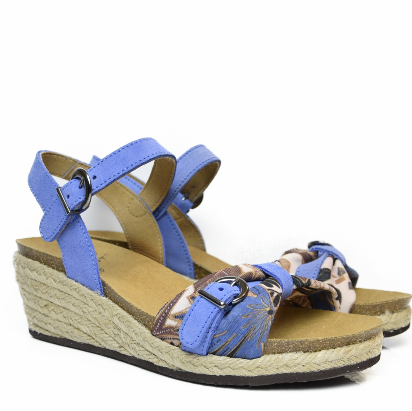 Vale Blu Nvwm0on8 Flower Fantasy Woman Sandal Scholl f7yvYb6g