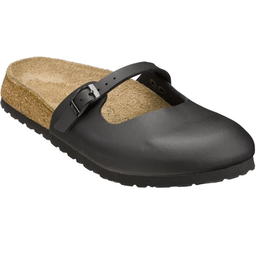 shades of discount reputation first BIRKENSTOCK MARIA WOMEN'S CLOGS SABOT CLOSED TOE BLACK