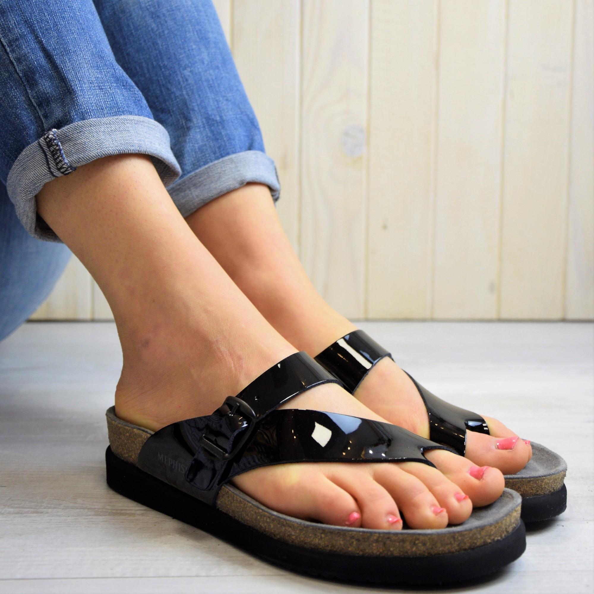 Mephisto Flip Flops