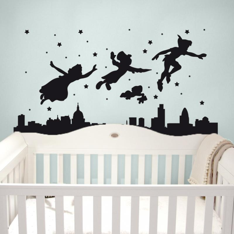 Peter Pan Wall Stickers And Decorations By Imagicom Imagicom