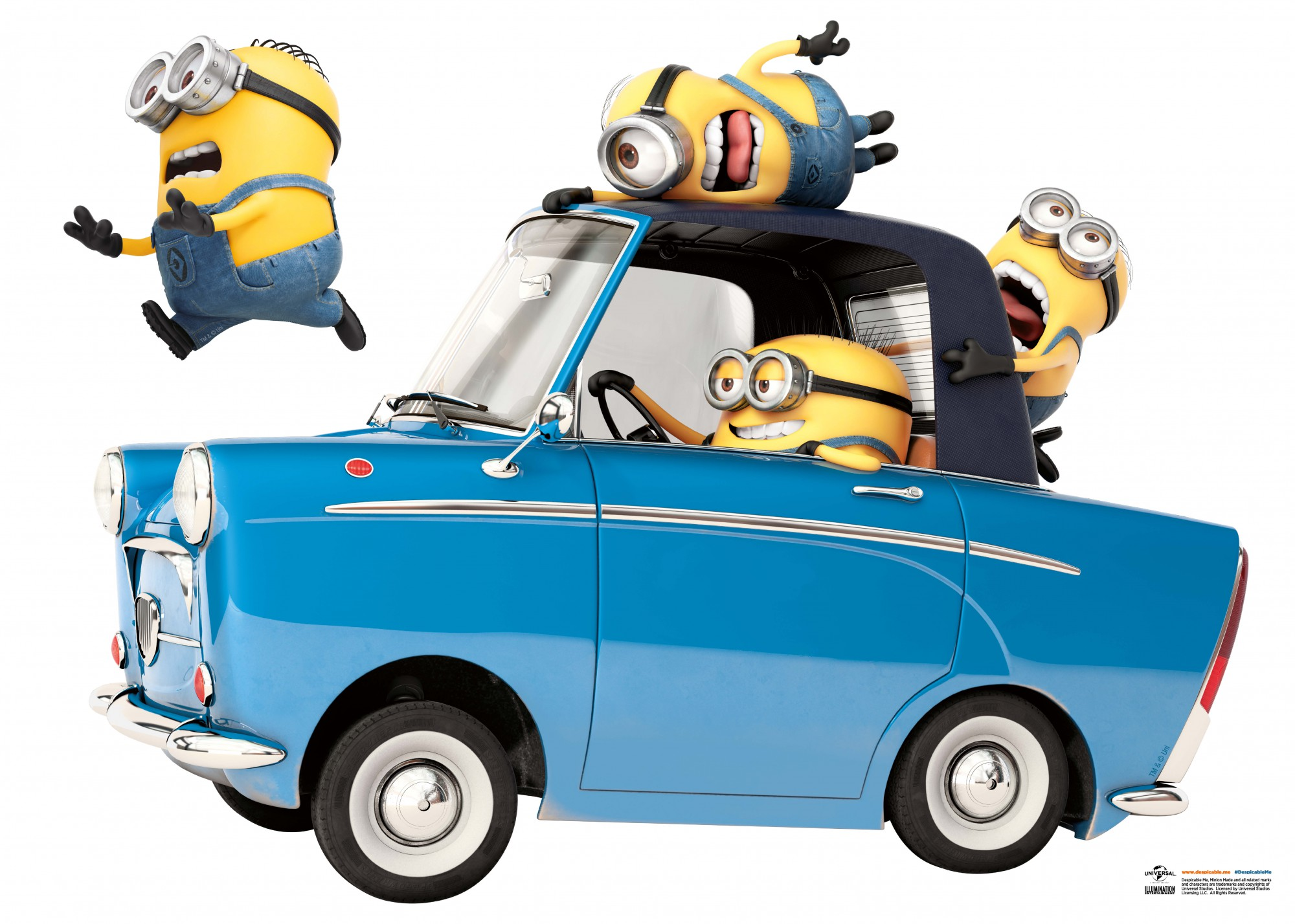 Wall Stickers How To Apply Minions Car Wall Stickers And Decorations By Imagicom