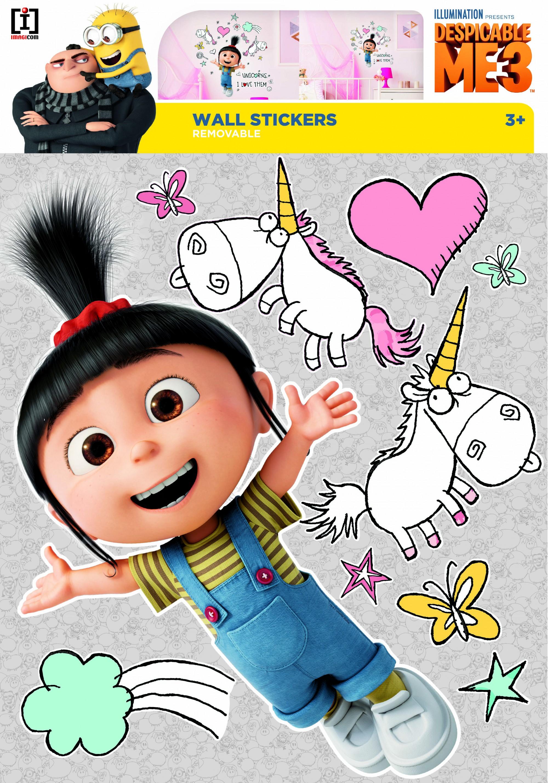 Despicable Me 3 Agnes