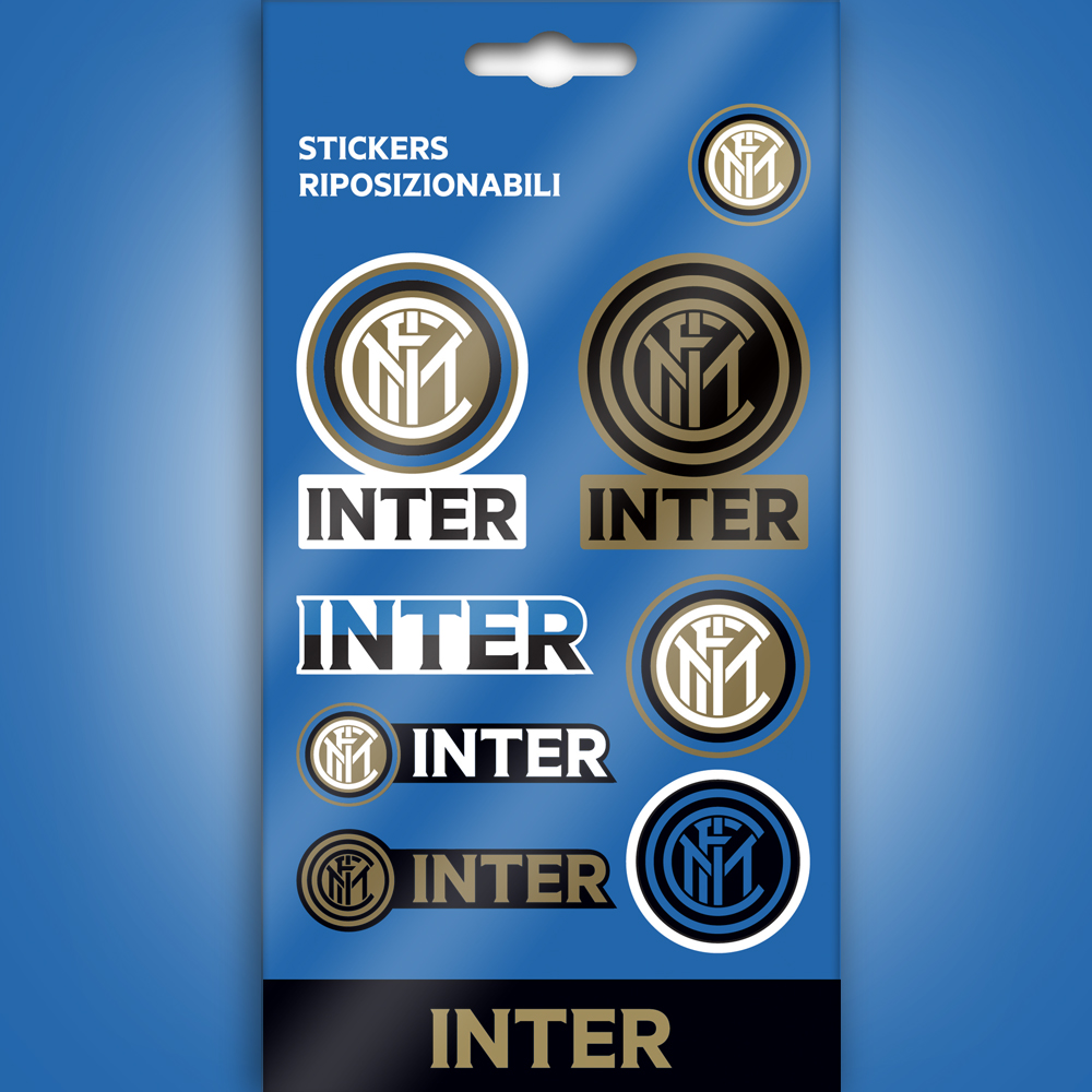 Inter Mini Stickers Graphics Logo Wall Stickers And Decorations By