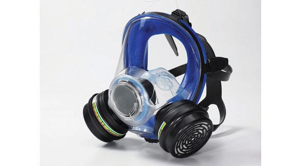 maschera facciale bls 5250