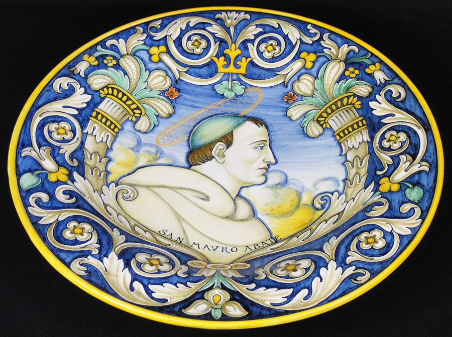 Ceramiche deruta ceramica zeppy