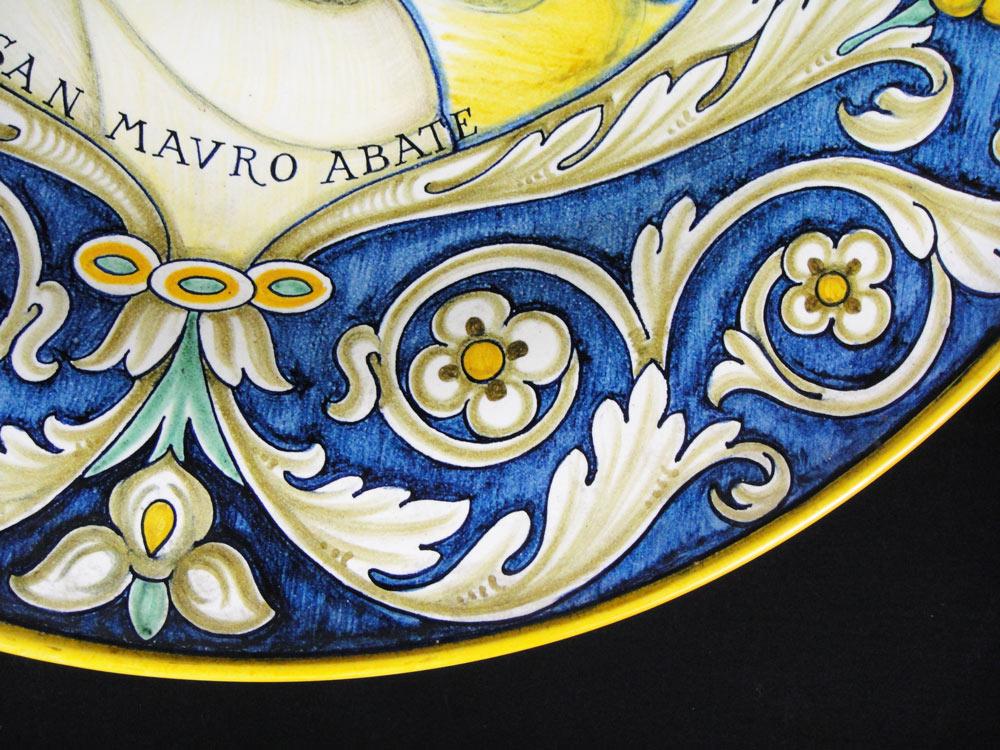 Other porcelain ceramics vintage italian grazia deruta ceramic