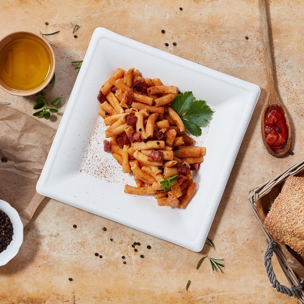 Maccheroncini de roma maestri della pasta for Piatto tipico romano