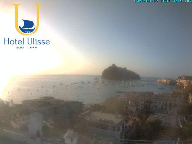 Webcam Ischia - Hotel Ulisse