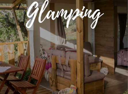 Pasqua in Superior glamping